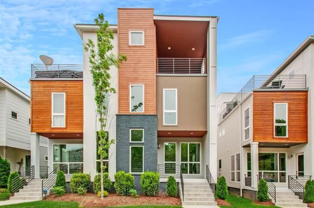 421A 35th Ave, Nashville, TN 37209 (MLS #RTC2059229) :: Village Real Estate