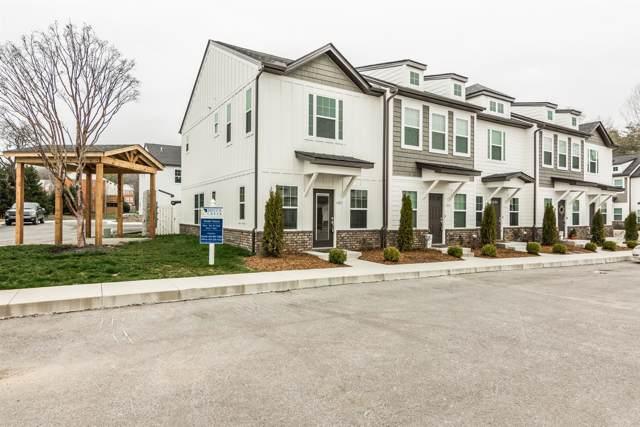 632 Bristol Creek Dr #632, Nashville, TN 37221 (MLS #RTC2059238) :: RE/MAX Homes And Estates