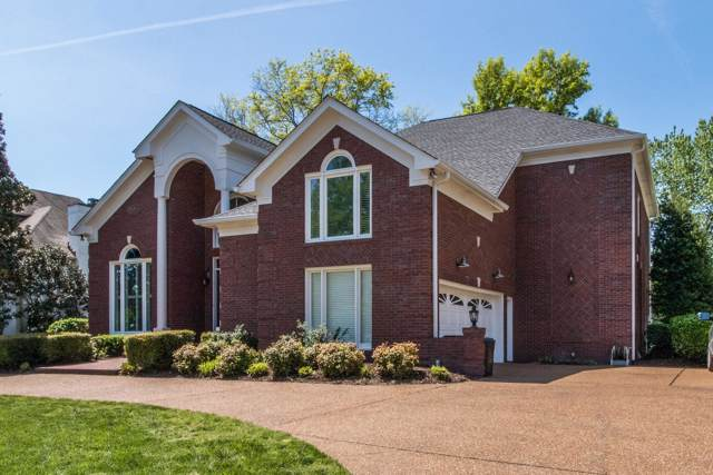 5103 Country Club Dr, Brentwood, TN 37027 (MLS #RTC2059301) :: REMAX Elite