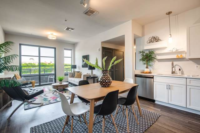 1900 12th Ave S #202, Nashville, TN 37203 (MLS #RTC2059310) :: The Helton Real Estate Group