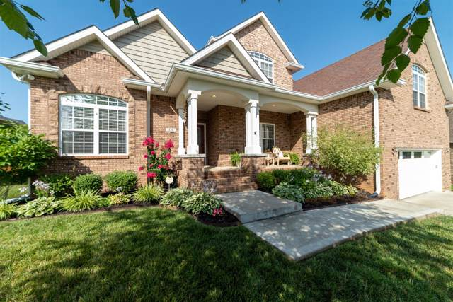 116 Summer Terrace, Clarksville, TN 37040 (MLS #RTC2059341) :: REMAX Elite