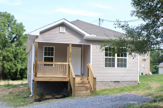 526 Center Ave, Dickson, TN 37055 (MLS #RTC2059393) :: John Jones Real Estate LLC