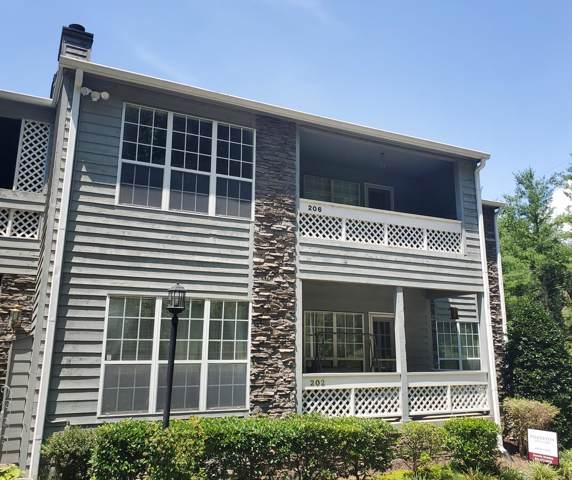 206 Post Creek Rd #206, Nashville, TN 37221 (MLS #RTC2059443) :: Fridrich & Clark Realty, LLC