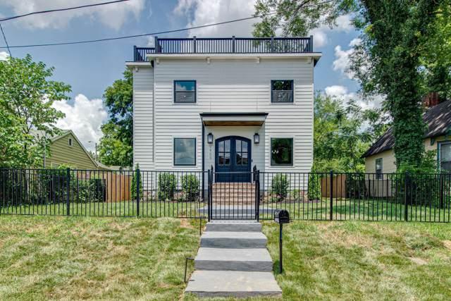 1903 Electric Ave, Nashville, TN 37206 (MLS #RTC2059457) :: Village Real Estate