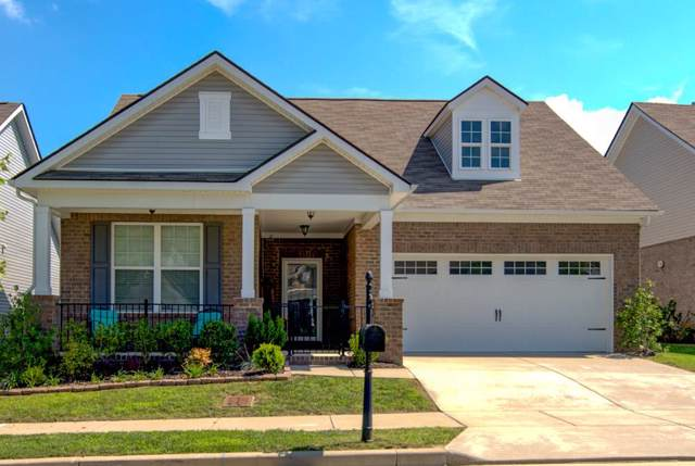 1804 Stonewater Dr, Hermitage, TN 37076 (MLS #RTC2059468) :: Cory Real Estate Services