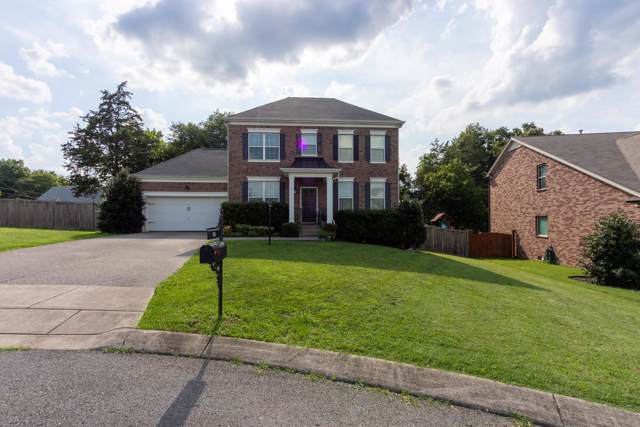 156 Normandy Drive, Mount Juliet, TN 37122 (MLS #RTC2059560) :: Village Real Estate