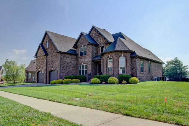 1161 Buggy Cv, Clarksville, TN 37043 (MLS #RTC2059564) :: Cory Real Estate Services