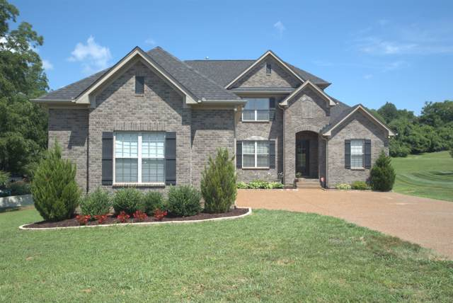 1027 Del Ray Trl, Hendersonville, TN 37075 (MLS #RTC2059571) :: Armstrong Real Estate