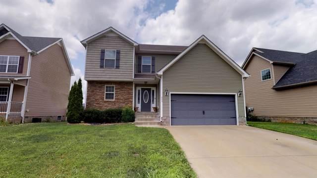 663 Fox Hound Dr, Clarksville, TN 37040 (MLS #RTC2059635) :: Cory Real Estate Services