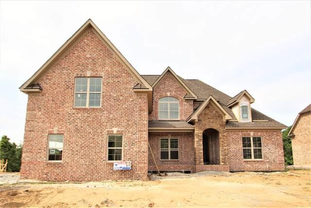 425 Whitley Way #206, Mount Juliet, TN 37122 (MLS #RTC2059710) :: RE/MAX Choice Properties