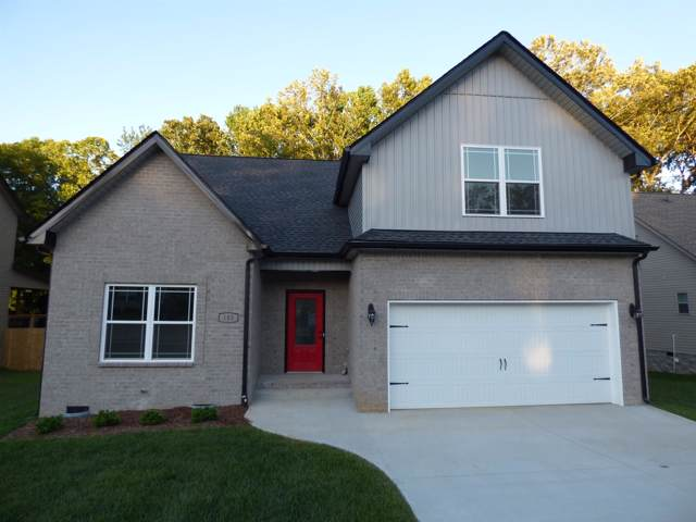 153 Sycamore Hill Dr, Clarksville, TN 37042 (MLS #RTC2059727) :: RE/MAX Homes And Estates