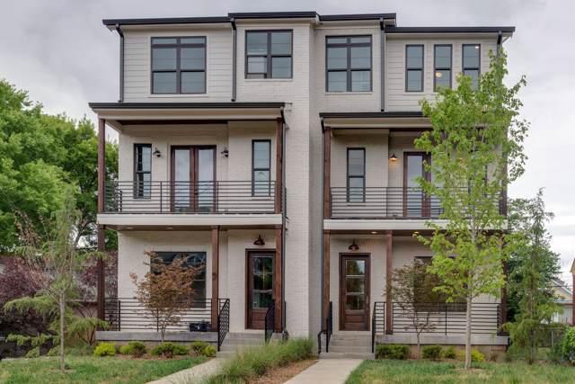 1008A Villa Pl, Nashville, TN 37212 (MLS #RTC2059932) :: EXIT Realty Bob Lamb & Associates