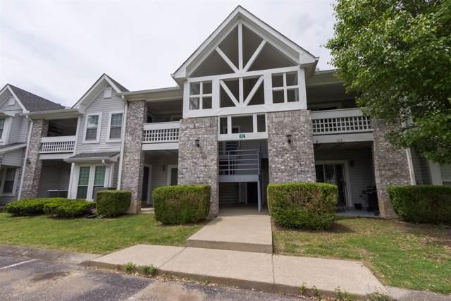 474 South Main Street #105, Ashland City, TN 37015 (MLS #RTC2059983) :: DeSelms Real Estate