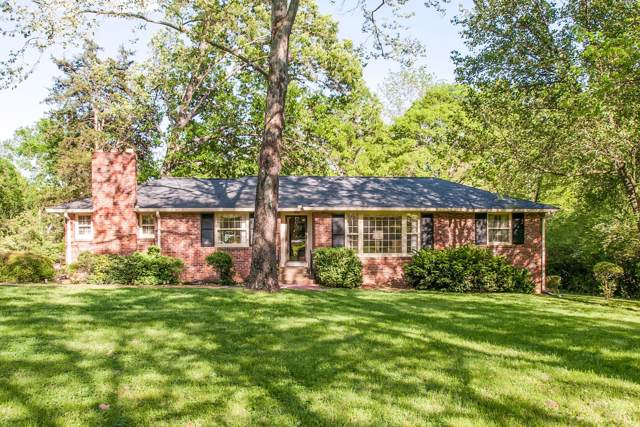 642 Brook Hollow Rd, Nashville, TN 37205 (MLS #RTC2060125) :: Ashley Claire Real Estate - Benchmark Realty