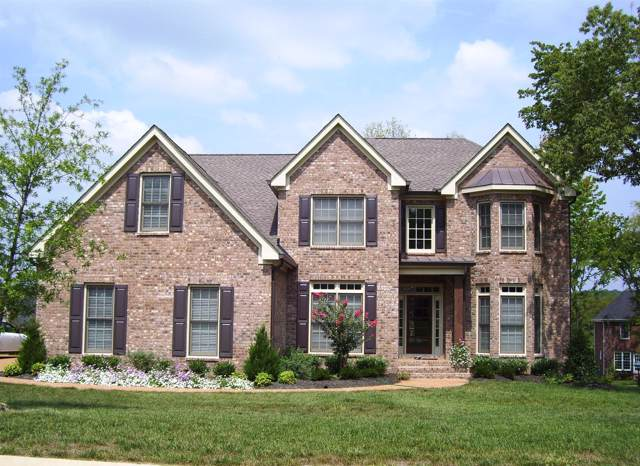 312 Bayberry Court/ Lot 529, Nolensville, TN 37135 (MLS #RTC2060188) :: RE/MAX Homes And Estates