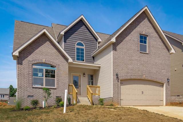 156 Locust Run, Clarksville, TN 37043 (MLS #RTC2060190) :: Hannah Price Team