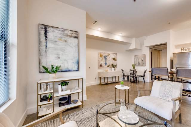 1225 4th Ave S. #1231 #1231, Nashville, TN 37210 (MLS #RTC2060192) :: CityLiving Group