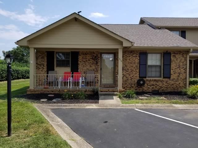 314 Kingswood Ct #314, Clarksville, TN 37043 (MLS #RTC2060195) :: Christian Black Team