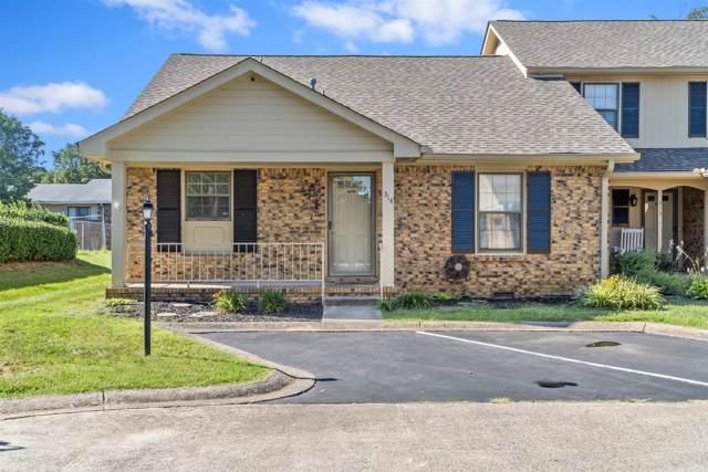 314 Kingswood Ct #314, Clarksville, TN 37043 (MLS #RTC2060195) :: FYKES Realty Group