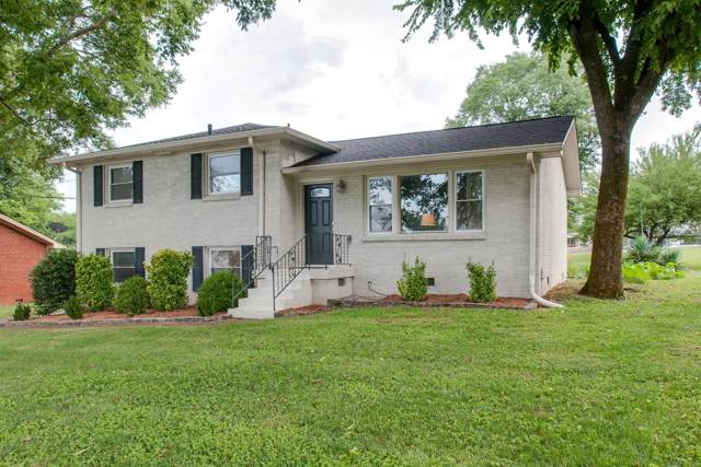 407 Basswood Ave, Nashville, TN 37209 (MLS #RTC2060283) :: Village Real Estate