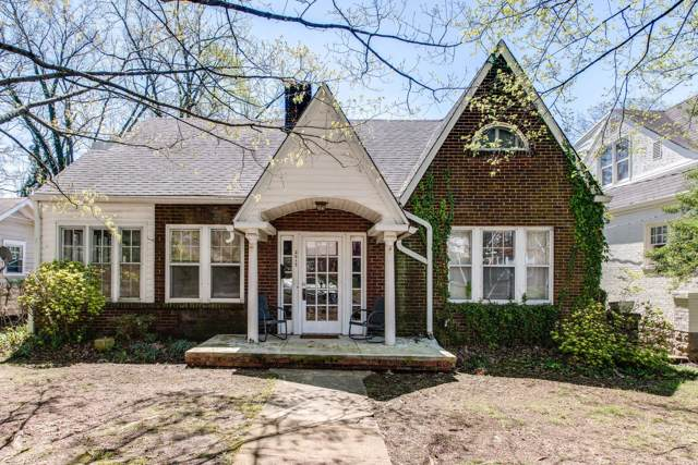 2615 Sunset Pl, Nashville, TN 37212 (MLS #RTC2060356) :: Ashley Claire Real Estate - Benchmark Realty