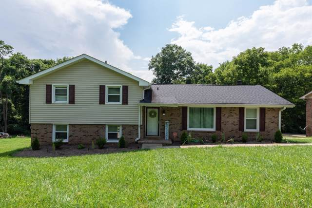 100 Nan Dr, Hendersonville, TN 37075 (MLS #RTC2060423) :: Ashley Claire Real Estate - Benchmark Realty