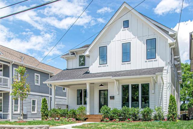 1006 11Th Ave N, Nashville, TN 37208 (MLS #RTC2060499) :: RE/MAX Homes And Estates