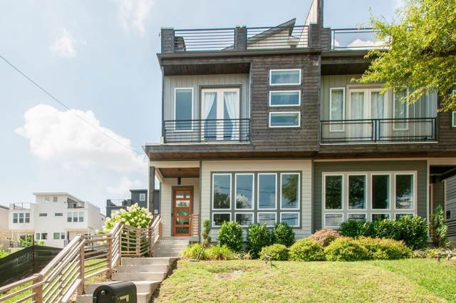933 South St, Nashville, TN 37203 (MLS #RTC2060502) :: Village Real Estate