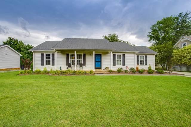 2318 Briar Bend Dr, Murfreesboro, TN 37128 (MLS #RTC2060594) :: John Jones Real Estate LLC
