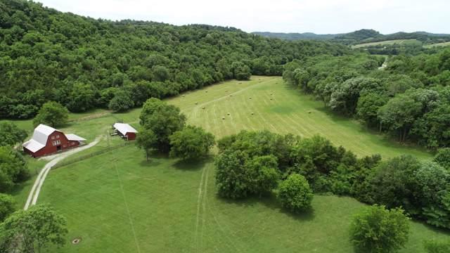 0 Beechwood Rd, Bell Buckle, TN 37020 (MLS #RTC2060605) :: Village Real Estate