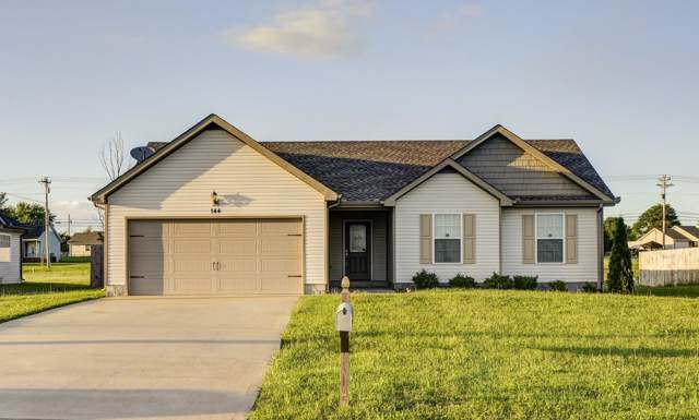 144 Bob White Trail, Oak Grove, KY 42262 (MLS #RTC2060607) :: The Group Campbell powered by Five Doors Network