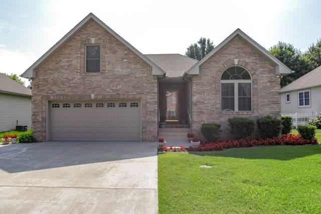 169 Fox Run, Springfield, TN 37172 (MLS #RTC2060644) :: Village Real Estate
