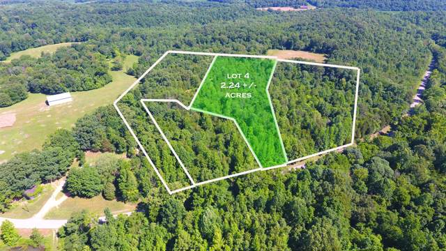 4 Old Highway 48 (Lot 4), Cunningham, TN 37052 (MLS #RTC2060686) :: The Huffaker Group of Keller Williams