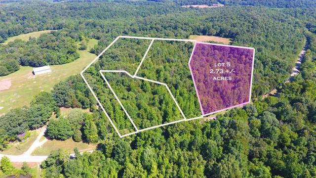 5 Old Highway 48 (Lot 5), Cunningham, TN 37052 (MLS #RTC2060687) :: The Huffaker Group of Keller Williams