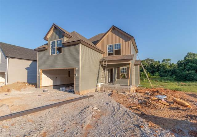 319 Autumn Creek, Clarksville, TN 37040 (MLS #RTC2060700) :: The Group Campbell powered by Five Doors Network