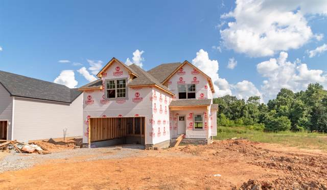 319 Autumn Creek, Clarksville, TN 37040 (MLS #RTC2060700) :: Cory Real Estate Services