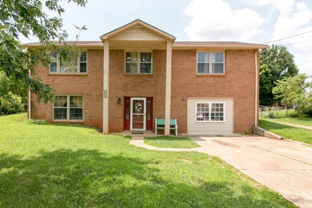 3322 Carrie Dr, Clarksville, TN 37042 (MLS #RTC2060721) :: The Group Campbell powered by Five Doors Network