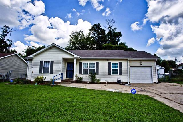 417 Carter Rd, Clarksville, TN 37042 (MLS #RTC2060774) :: Village Real Estate