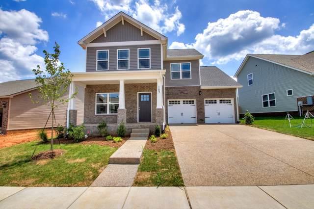 163 Bexley Way, Lot 249, White House, TN 37188 (MLS #RTC2060841) :: RE/MAX Choice Properties
