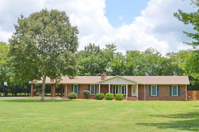 2696 Midland Rd, Shelbyville, TN 37160 (MLS #RTC2060899) :: Nashville on the Move