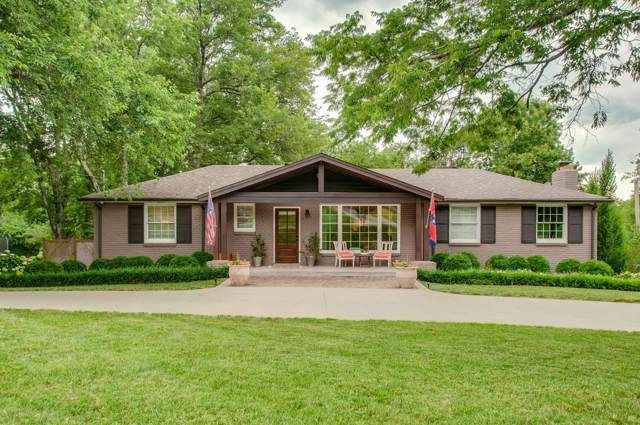 805 Templeton Dr, Nashville, TN 37205 (MLS #RTC2060934) :: Hannah Price Team