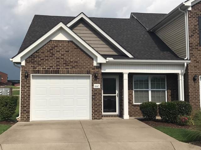 1047 Muna Ct, Spring Hill, TN 37174 (MLS #RTC2060968) :: The Group Campbell powered by Five Doors Network