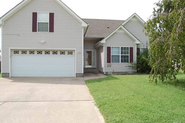 3752 Kendra Ct N N, Clarksville, TN 37040 (MLS #RTC2061020) :: The Group Campbell powered by Five Doors Network