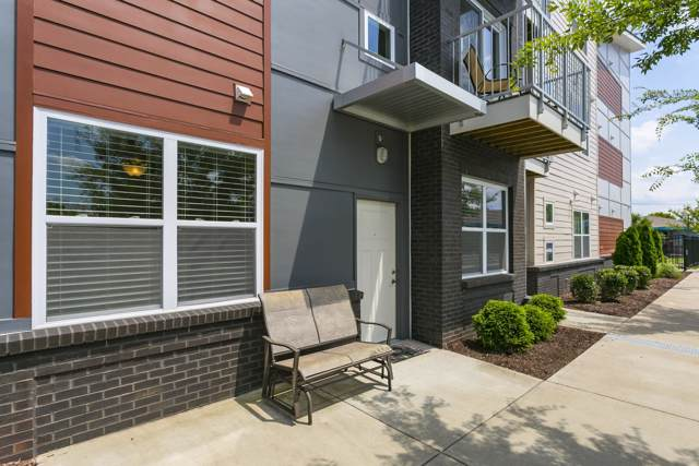 1122 Litton Ave Apt 107, Nashville, TN 37216 (MLS #RTC2061031) :: Berkshire Hathaway HomeServices Woodmont Realty