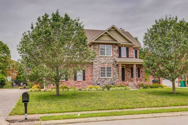 2018 Gweneth Dr, Spring Hill, TN 37174 (MLS #RTC2061073) :: Exit Realty Music City