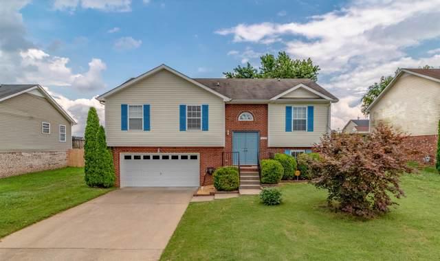 3409 Summerfield Dr, Clarksville, TN 37042 (MLS #RTC2061124) :: Village Real Estate