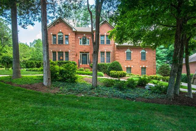 1550 Lost Hollow Dr, Brentwood, TN 37027 (MLS #RTC2061131) :: Fridrich & Clark Realty, LLC