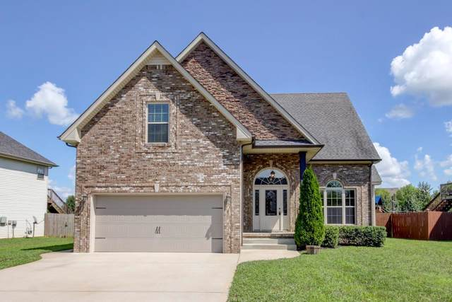 1697 Autumn Dr, Clarksville, TN 37042 (MLS #RTC2061147) :: Cory Real Estate Services