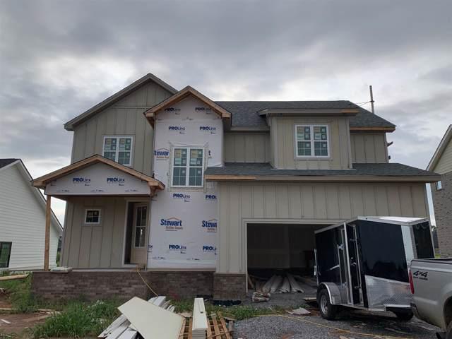 533 Dexter Drive Lot 91, Clarksville, TN 37043 (MLS #RTC2061169) :: Clarksville Real Estate Inc