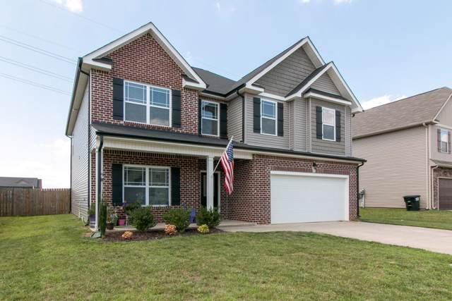 1232 Winterset Dr, Clarksville, TN 37040 (MLS #RTC2061184) :: Village Real Estate
